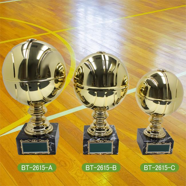 画像1: バスケットボールトロフィー:BT-2615 (1)
