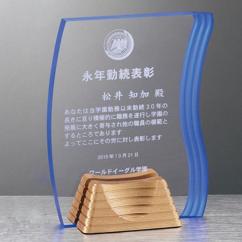 画像1: 表彰楯:SHL-7373 (1)